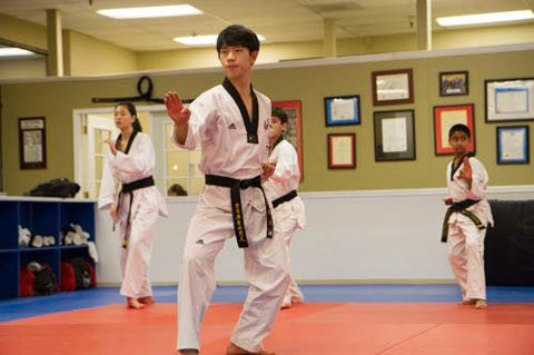 martial arts adults and teens