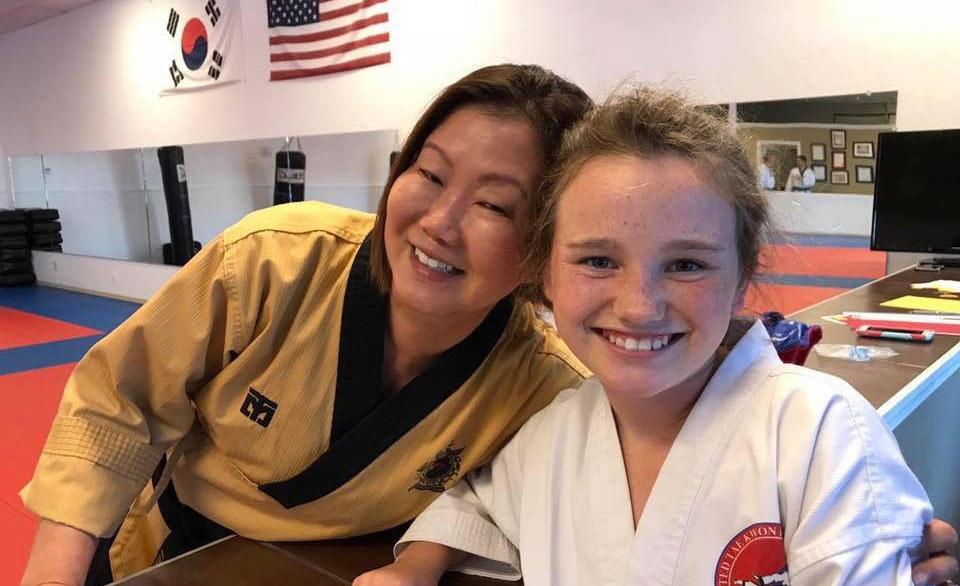 Choi's taekwondo instructors